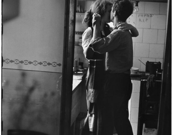SPAIN. Valencia. 1952. Robert and Mary FRANK.